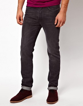 Image 1 ofPaul Smith Jeans Jeans in Grey Slim Fit