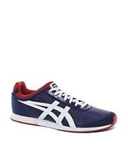 Onitsuka Tiger Golden Spark Nylon Trainers
