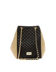 Moschino Cheap &amp; Chic Linea Quilted Shopper