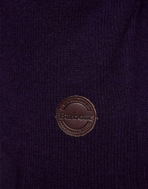 Image 3 ofBarbour Stockman Jumper Shetland Wool