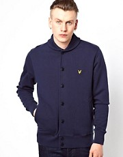 Lyle &amp; Scott Vintage Bomber Sweatshirt Cardigan