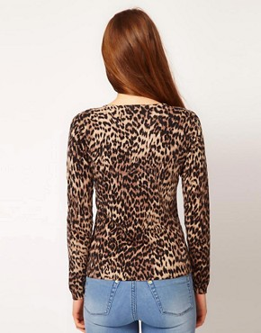 Image 2 ofWarehouse Animal Cardigan