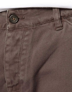Image 3 ofASOS Slim Chino In Heavyweight Twill