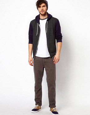 Image 4 ofASOS Slim Chino In Heavyweight Twill