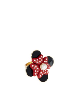 Image 1 ofMinnie Mawi By Disney Couture Minnie Bow Ring