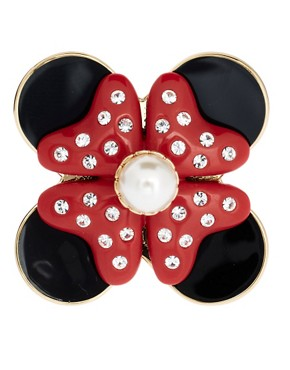 Image 2 ofMinnie Mawi By Disney Couture Minnie Bow Ring