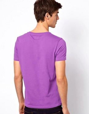 Image 2 ofASOS T-Shirt With Contrast Pocket