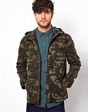 River Island Camo Jacket