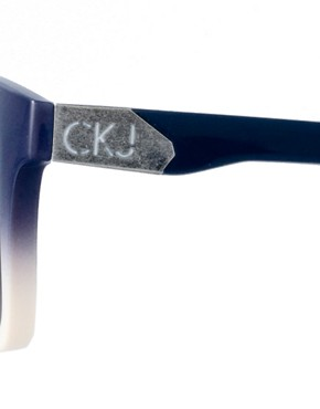 Image 4 ofCalvin Klein Jeans Wayfarer Sunglasses