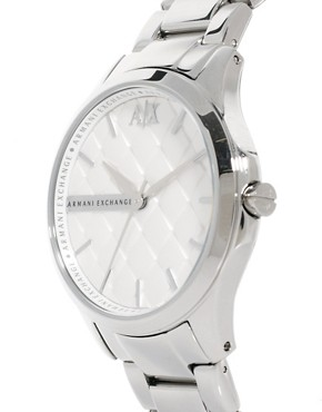 Image 3 ofArmani Exchange Silver Bracelet Watch