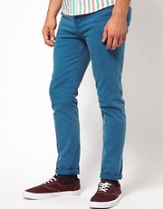 ASOS Heavyweight Skinny Chino