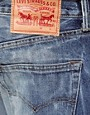 Image 4 ofLevis Jeans 501 Straight Fit On The Floor