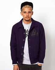 The Hundreds Jacket Syringa Nylon Bomber