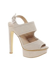 Faith Demelza Platform Sandals