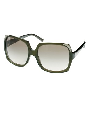 Image 1 ofBurberry Square Sunglasses