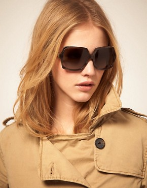 Image 3 ofBurberry Square Sunglasses