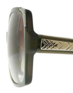 Image 4 ofBurberry Square Sunglasses