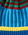 Image 3 ofASOS Contrast Stripe Beanie