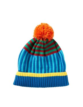 Image 1 ofASOS Contrast Stripe Beanie