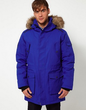 Image 1 ofJack &amp; Jones Meyland Jacket