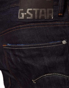Image 3 ofG Star Jeans Nattacc Straight 3D Raw
