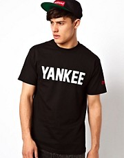 SSUR T-Shirt With Yankee Print