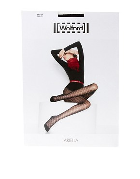 Image 3 ofWolford Ariella Tights