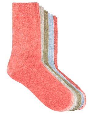 Image 1 ofASOS 5 Pack Socks