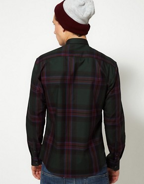Image 2 ofSelected Check Shirt