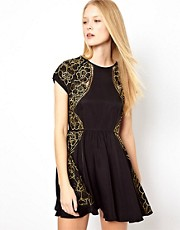 Alice McCall Golden Nugget Dress