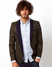Vito Camo Blazer