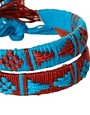 Image 4 ofASOS Aztec Bracelet Pack