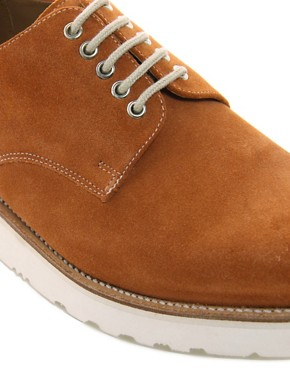 Image 2 ofGrenson Finbar Suede Shoes