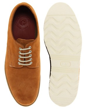 Image 3 ofGrenson Finbar Suede Shoes