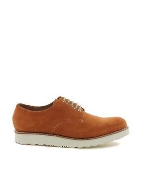 Image 4 ofGrenson Finbar Suede Shoes