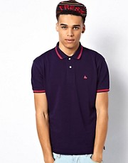 Money Polo Shirt Tipped Collar