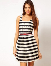 Lipsy Stripe Dress