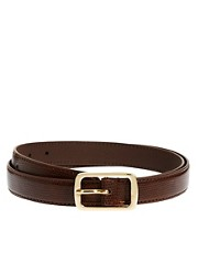 ASOS Skinny Snakeskin Look Belt