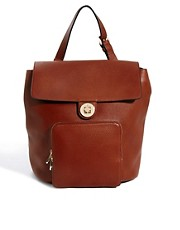 Whistles Portland Leather Backpack