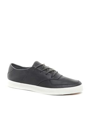Image 1 of Lacoste Glendon Leather Trainers