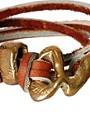 Image 4 ofNettie Kent Leather Wrap Bracelet