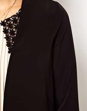 Image 3 ofASOS Cropped Soft Blazer