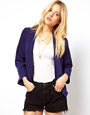 ASOS Cropped Soft Blazer