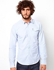 Hilfiger Denim Oxford Long Sleeve Shirt