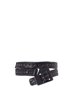 Image 1 ofDiesel Leather Bracelet