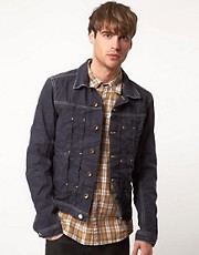 Diesel Juzicon Denim Jacket