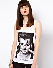 Eleven Paris Johnny Depp Moustache Vest
