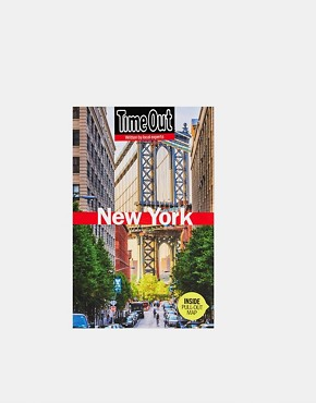 Time Out New York 22nd Edition Book