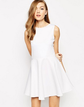 Boulee Avery Sleeveless Skater Dress