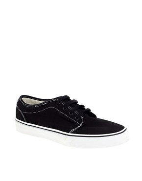Image 1 ofVans 106 Vulcanized Plimsolls